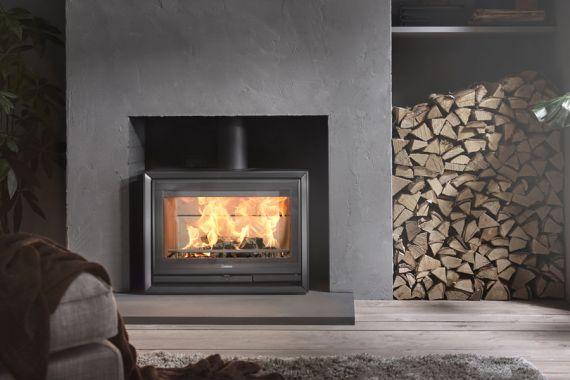 Contura kachel Flame Design