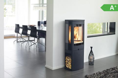 Nordpeis haarden - Flame Design