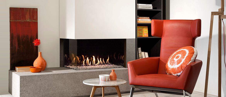 Flame Design Kalfire gashaarden